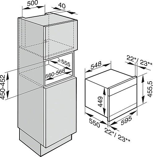 dampfbackofen dgc 6600 ed miele kombidampfgarer aus unserer ausstellung miele k chenger t von. Black Bedroom Furniture Sets. Home Design Ideas