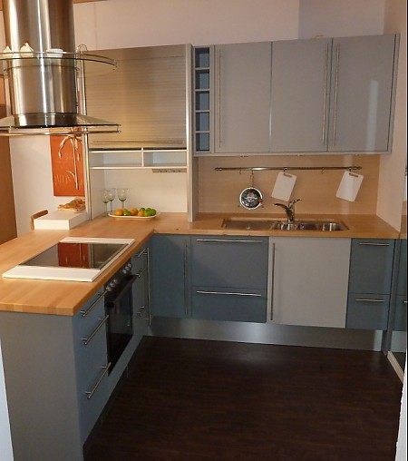 Küche Hellgrau | Fresa Musterkuche Kuche Siehe Fotos Kann Auch Gerne Besichtigt