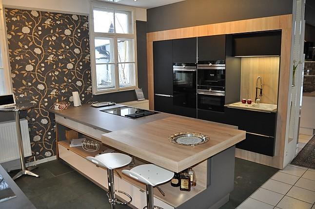 h cker musterk che inselk che ausstellungsk che in planegg von k che raum. Black Bedroom Furniture Sets. Home Design Ideas