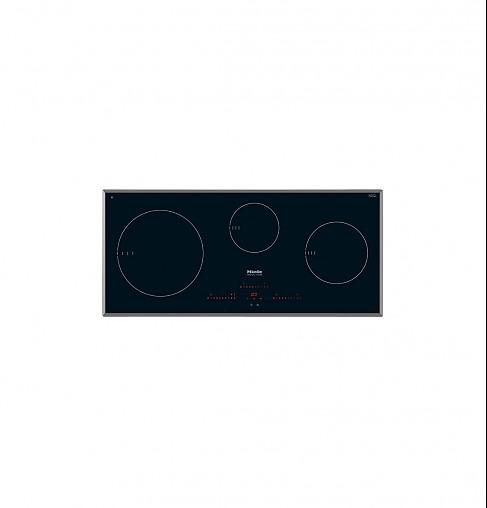 kochfeld km6380 panorama induktionskochfeld miele k chenger t von elektro hausger te. Black Bedroom Furniture Sets. Home Design Ideas