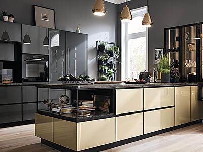 Elegante Küche von Alno