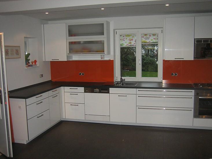 hausmarke musterk che wei lack planungsvorschlag ausstellungsk che in bielefeld von die. Black Bedroom Furniture Sets. Home Design Ideas