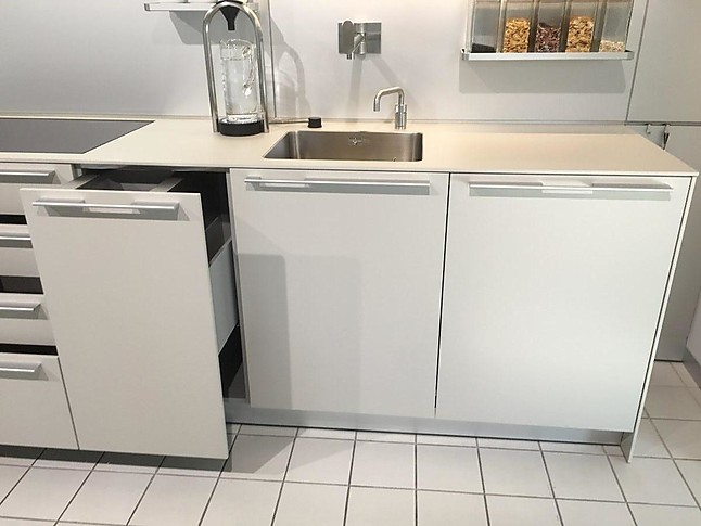 Küchenzeile Bulthaup ~ bulthaup musterküche küchenzeile geradlinig und modern mit wandpaneel ausstellungsküche in von