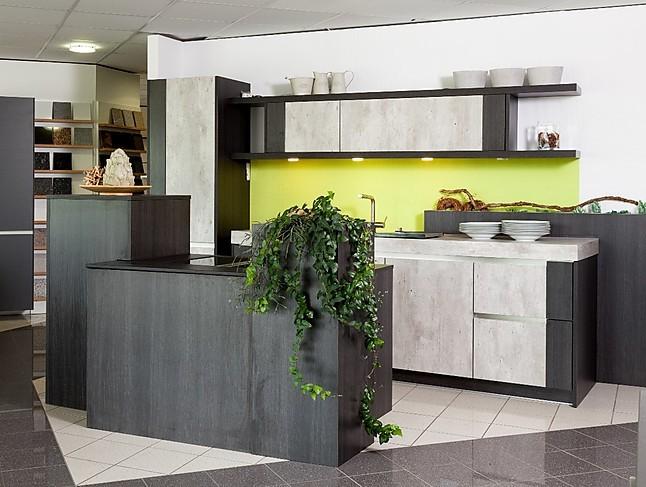 Hausmarke-Musterküche Moderne Grifflose Küche