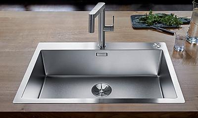 Küchenspüle aus Durinox Edelstahl von BLANCO