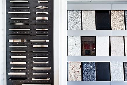 Vielfältige Materialien und Küchen-Designs stehen zur Wahl