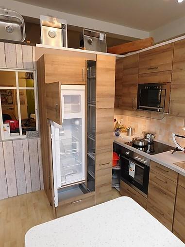 nobilia musterk che nobilia k che riva ausstellungsk che in von. Black Bedroom Furniture Sets. Home Design Ideas