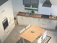 h cker musterk che k chen angebot modul 2 ausstellungsk che in schramberg von k chen schaible. Black Bedroom Furniture Sets. Home Design Ideas
