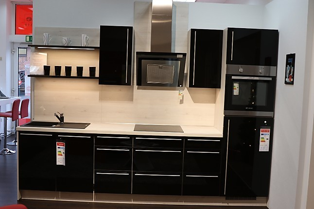 Küchenzeile Aeg ~ nobilia musterküche top küchenzeile inkl marken geräte