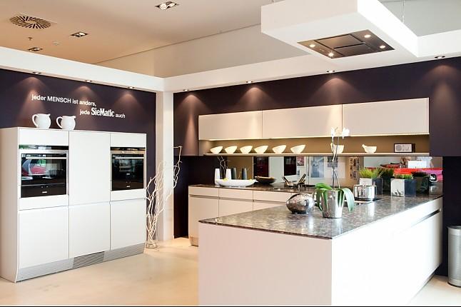 Designer Küchen Ausstellungsstücke ~ SieMaticMusterküche SieMatic Design Klassiker Ausstellungsküche in