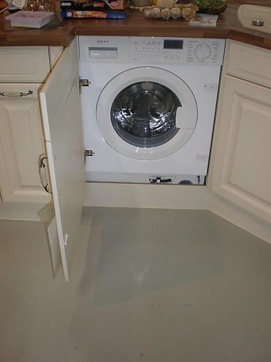 sonstige wv 544 vollintegrierte neff waschmaschine aus ausstellung energieeffizienzklasse a b. Black Bedroom Furniture Sets. Home Design Ideas