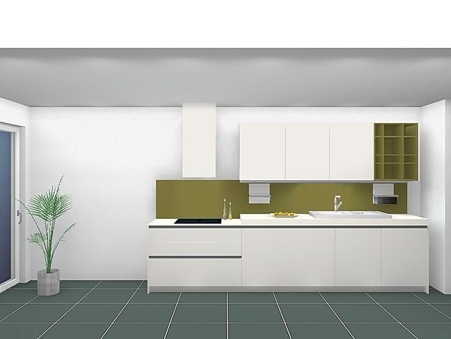 siematic musterk che premium k che in lotuswei melaminharzbeschichtet ausstellungsk che in. Black Bedroom Furniture Sets. Home Design Ideas
