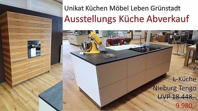 Küchenabverkauf schweiz  Nieburg-Musterküche Insel Küche: Ausstellungsküche in Neustadt von ...