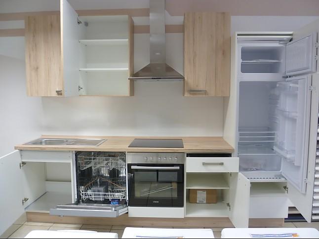 Küchenzeile Individuell ~ nobilia musterküche kompakt, individuell u2013 günstig ausstellungsküche in von