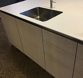 Nobilia musterk che moderne zeile in betonoptik - Bulthaup beton ...