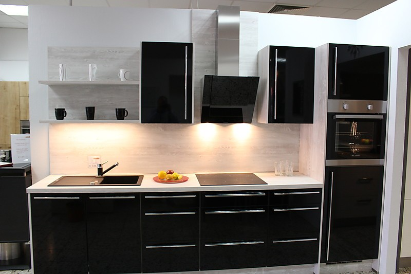 abverkaufsger t musterk che luxus einbauk che neu inkl marken elektroger te ausstellungsk che. Black Bedroom Furniture Sets. Home Design Ideas
