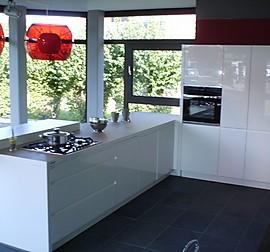 hausmarke musterk che musterk che magnolia lack hochglanz ausstellungsk che in bielefeld von. Black Bedroom Furniture Sets. Home Design Ideas