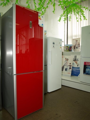 Kühlschrank KGN 36 S 52 Kühl- Gefrierkombination: Bosch-Küchengerät ...