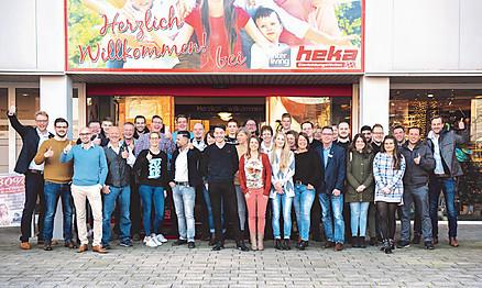 Team von Interliving Heka Küchenwelten in Nienburg