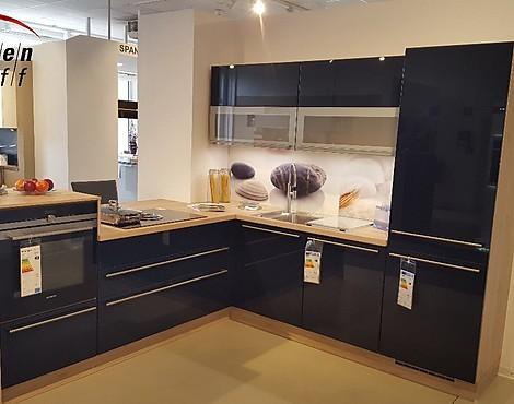 Design küchenutensilien nobilia flash blau