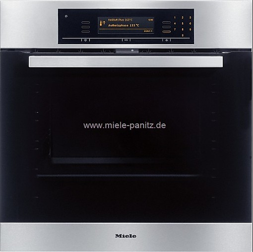backofen h 5681 bp einbaubackofen miele k chenger t von. Black Bedroom Furniture Sets. Home Design Ideas