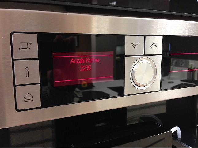 kaffeevollautomaten tcc78k751 einbau kaffee espressovollautomat bosch k chenger t von r der. Black Bedroom Furniture Sets. Home Design Ideas