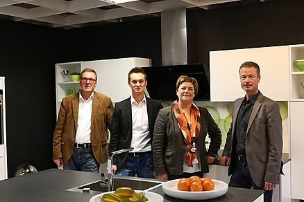 Das Team der Küchenplaner und Berater im Möbelkreis Brakel