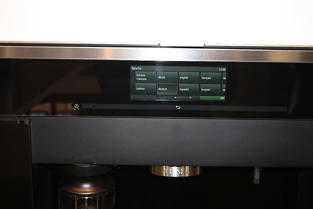 kaffeevollautomaten cva6805 einbau kaffeevollautomat miele k chenger t von k che genuss in. Black Bedroom Furniture Sets. Home Design Ideas