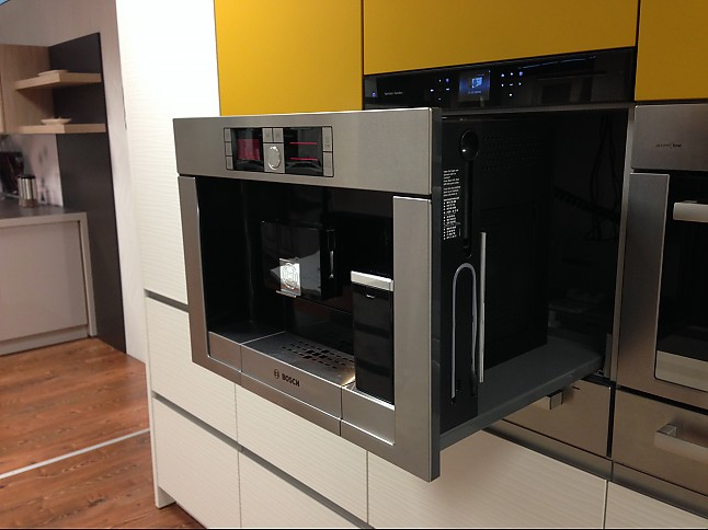 Kaffeevollautomaten TCC78K751 Einbau Kaffee