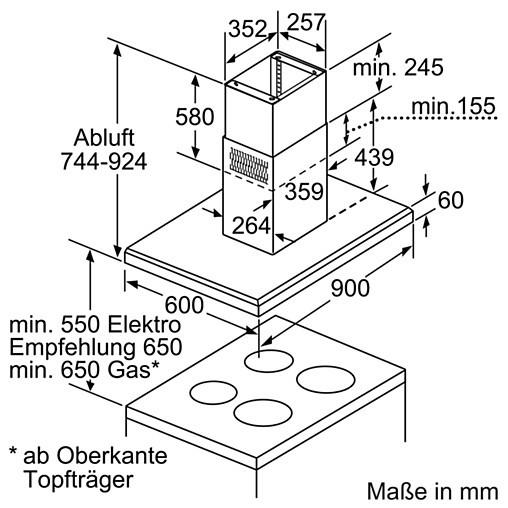 dunstabzug ifl7986n i79fl86n0 neff edelstahl insel dunstabzugshaube 90 cm. Black Bedroom Furniture Sets. Home Design Ideas