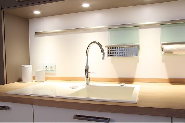 Küche hochglanz oder matt  SieMatic-Musterküche moderne Küche in Lack hochglanz und matt ...