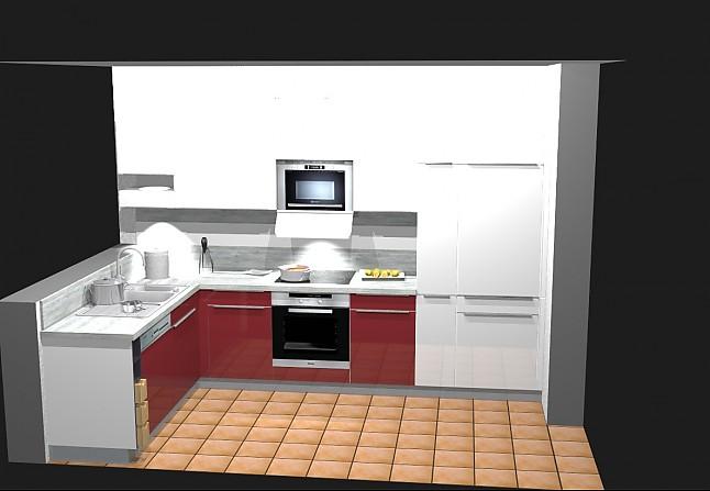 wellmann musterk che gl nzende sch nheit aus dem hause wellmann ausstellungsk che in bernau von. Black Bedroom Furniture Sets. Home Design Ideas