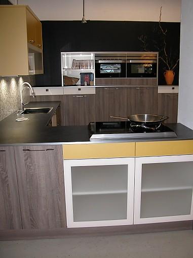 h cker musterk che akazie grau s gerau matex ohne ger te. Black Bedroom Furniture Sets. Home Design Ideas