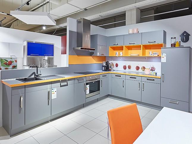 Nobilia einbauküche laser schlichte schöne l küche