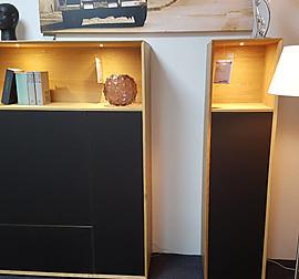 leicht musterk che kochinsel ohne ger te ausstellungsk che in freiburg von die k che. Black Bedroom Furniture Sets. Home Design Ideas