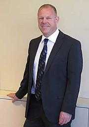 Geschäftsführer Werner Haidinger