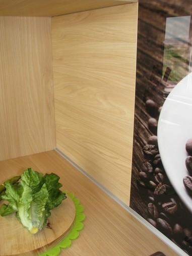 Nobilia-Musterküche Lack Magnolia matt: Ausstellungsküche ...