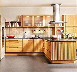 Pfister naturholzkuchen musterkuche sonderangebot for Naturholzküchen
