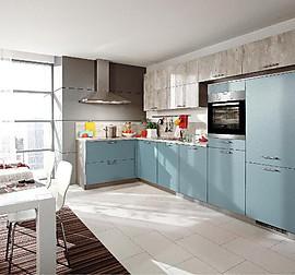 nobilia musterk che nobilia k chenzeile mit hochgesetzten geschirrsp ler inkl e ger te. Black Bedroom Furniture Sets. Home Design Ideas