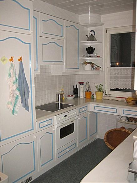 Küche vor der Umgestaltung