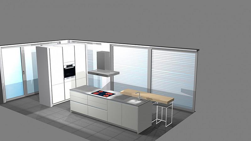 siematic musterk che planungsbeispiel ausstellungsk che. Black Bedroom Furniture Sets. Home Design Ideas