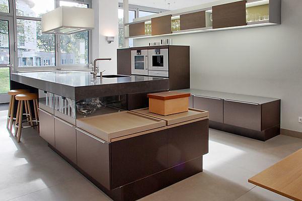 poggenpohl musterk che luxus ausstellungsk che in berlin von k chenatelier roseneck. Black Bedroom Furniture Sets. Home Design Ideas