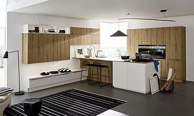 Nolte Küchen: Matrix 900 mit einer Korpushöhe von 900 mm