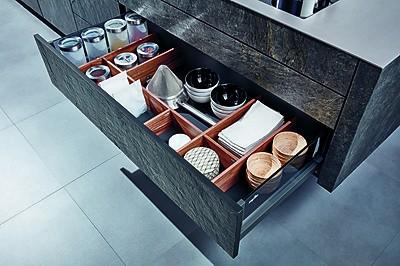 Baseline-S Innenausstattung von zeyko Küchen