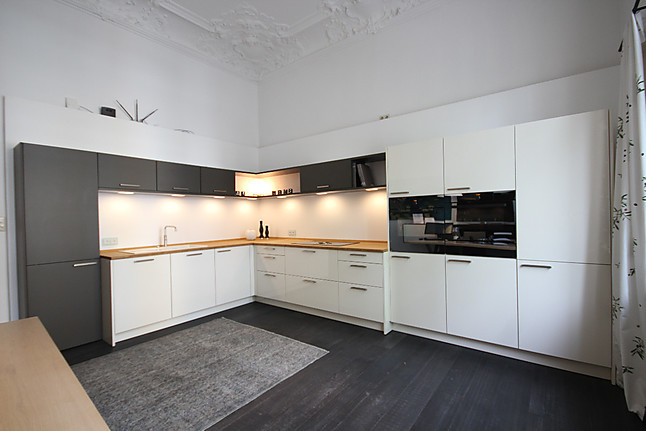 SieMatic   SC 40 Moderne Küchen Mit Griff
