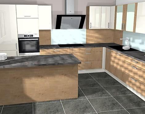 musterk chen k chen design thomas m ller in alt tting. Black Bedroom Furniture Sets. Home Design Ideas