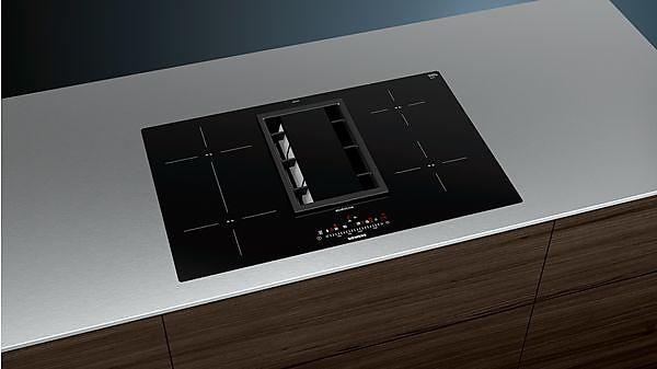 kochfeld mit dunstabzug ed807fs21e kochstelle mit integriertem dunstabzug siemens k chenger t. Black Bedroom Furniture Sets. Home Design Ideas