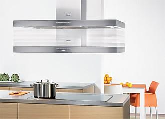 dunstabzug da 424 9 v inselhaube umluft variabel miele k chenger t von kerber k chen und. Black Bedroom Furniture Sets. Home Design Ideas