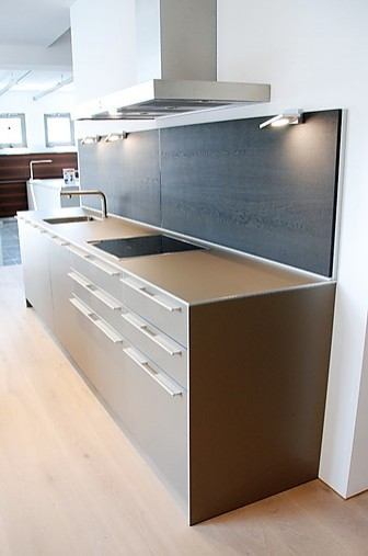 Abverkaufsküchen bulthaup  Bulthaup Musterküche Bulthaup B3 Ausstellungsküche In Von