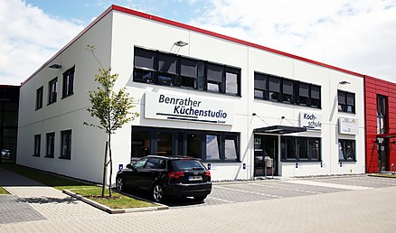Benrather Küchenstudio GmbH im Segro-Gewerbepark